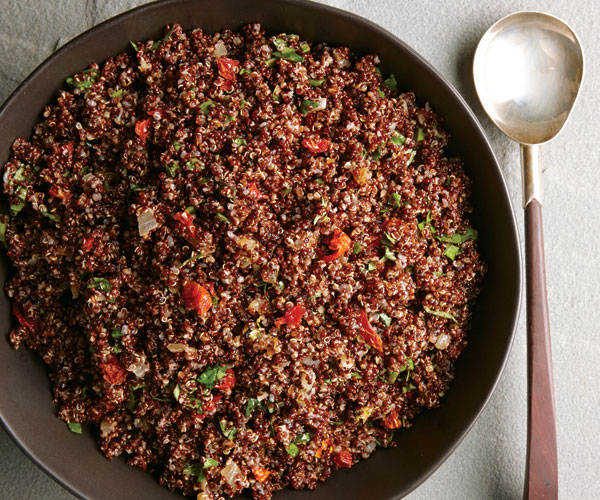 Quinoa Is Not High Protein