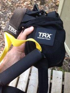TRX resistance training system